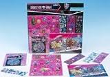 Monster High Set Mega Stickers