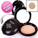 NYX Cosmetics Twin Cake Compact Powder True Beige