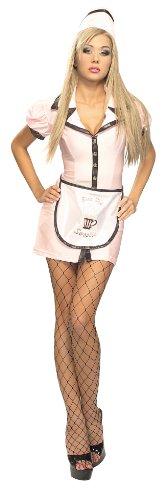 edc5cd6eda41e ... Diner Girl Costume, Multi, Small · Rubie's Costume 50S Soda Pop ...