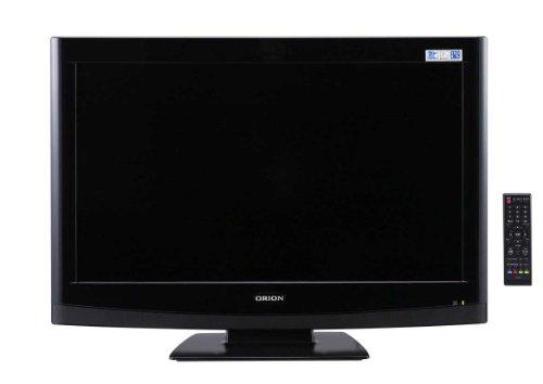 ORION 地上波デジタル・BS・110°CSデジタル32型液晶テレビ ブラック  DL32-33B