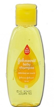 Johnson's Baby Shampoo, Travel Size, 1.9 Ounce 50 Ml (Pack of 6) - 1