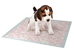 Bowtastic Puppy Training Pads 5 Pad Pack 56x56cm
