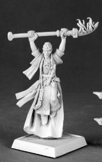 Reaper Miniatures 60022 Pathfinder Series Karzoug Runelord Of Greed Miniature