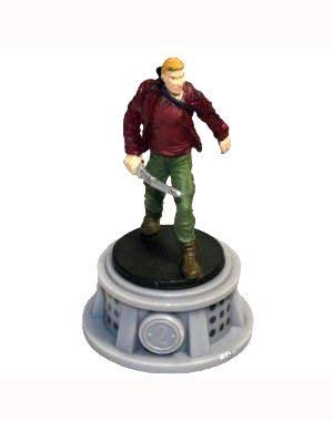 The Hunger Games Figurines - District 2 Tribute Male Cato