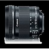 Canon EF-S 10-18mm f/4.5-5.6 IS STM Wide Angle Zoom/Image Stabilizer Lens Kit for Canon - International Version (No Warranty) (Tamaño: 5.70in. x 4.10in. x 4.10in.)