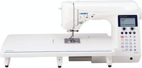 Review Juki Computerized Sewing Machine HZLF40 She Likes To Sew Fascinating Computerized Sewing Machine