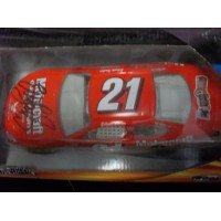 Signed Sadler, Elliott Hot Wheels Racing Car on the hood of the car autographed by Powers Collectibles