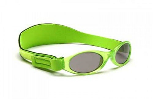 BabyBanz Sunglasses green, 0-2 years