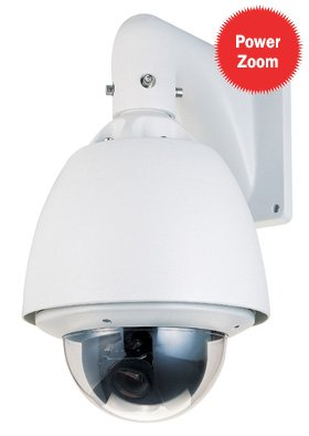 36x PTZ Outdoor Wide Dynamic Range (Wdr) Camera with Heater / Fan, Sony Exview Ccd, Vandal-proof, 530tvl, Day / Night, 24vac