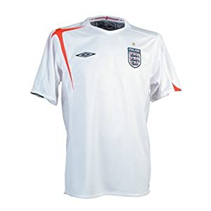England Home Jersey World Cup 2006 (XXL)