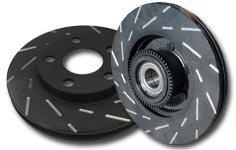 EBC Brakes USR7087 USR Series Sport Slotted Rotor