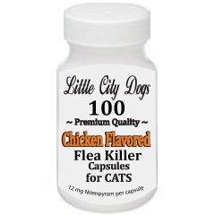 Flea Killer Capsules For Cats