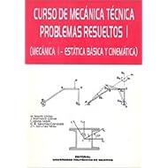 Curso de Mecánica Técnica. Problemas Resueltos I