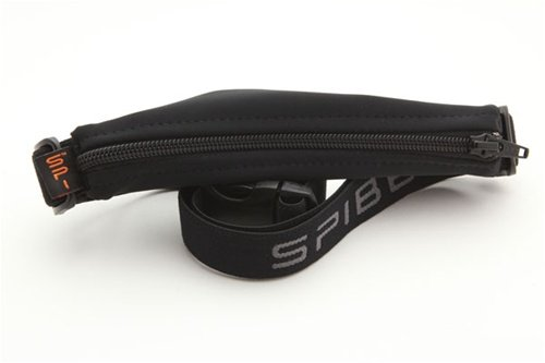 SPIbelt SPIbelt - Small Personal Item Belt - Great for Runners!, Black