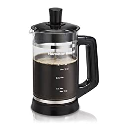 Hamilton Beach Hb French Press Cocoa Attach by Original Equipment Manufacturer