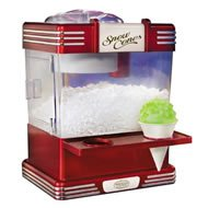 Nostalgia Electrics Retro Snow Cone Machine