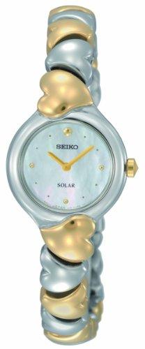 Seiko Women's SUP098 Jewelry Solar Classic Watch