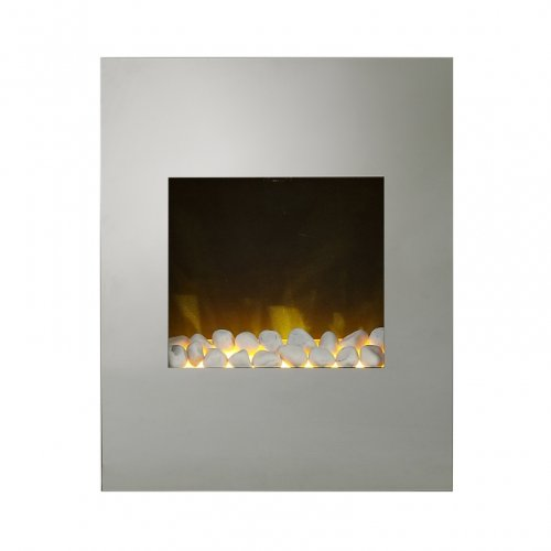 Adam Alexis Wall Mounted Electric Fire in Mirror Glass picture B00FFXHAQY.jpg