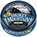 Smokey Mountain Snuff - Tobacco & Nicotine Free - Arctic Mint