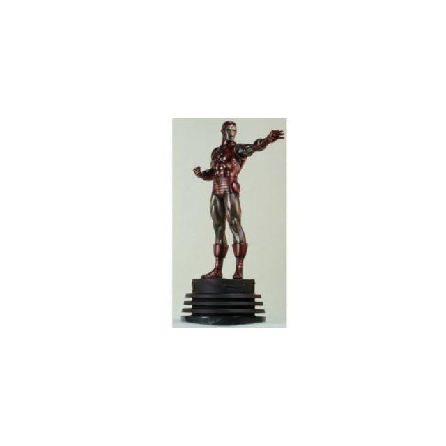 Iron Man Classic Faux Bronze Bowen Designs Statue