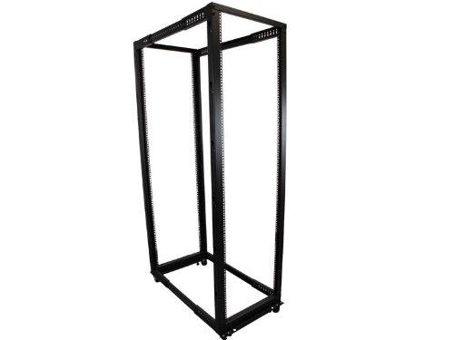 startechcom-adjustable-depth-open-frame-4-post-server-rack-cabinet-4postrack42-black