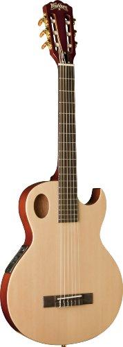 Washburn Eact42Sts Festival Series Acoustic-Electric Guitar, Florentine Tobacco Burst Finish