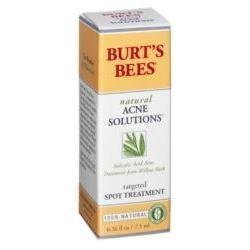 Burt'S Bees Natural Acne Solutions Targeted Spot Treatment 0.26 Oz Oil