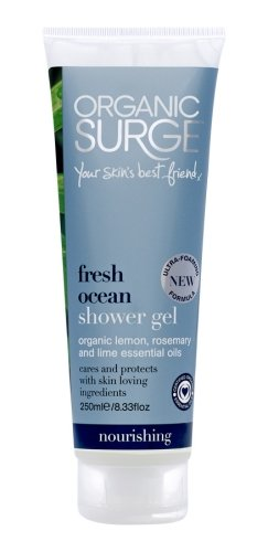 Organic Surge Fresh Ocean Shower Gel 250ml