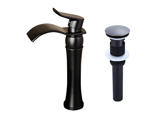 Top 5 best faucet for vessel sink for sale 2016 product for Top bathroom faucets 2016