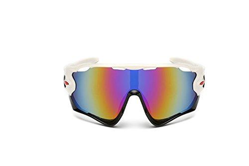 Darkey Wang Fashion Sports Sunglasses Outdoor Riding Men And Women Sunglasses Anti Reflective Sunglasses£¨Purple£© (Vicks Humidifier Monitor compare prices)