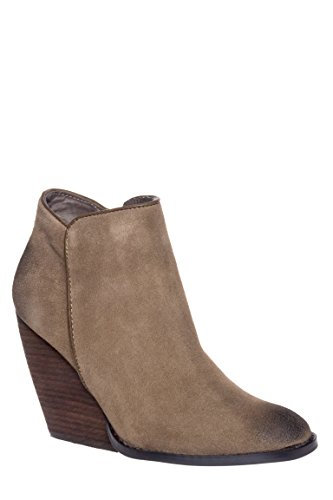 Whitby Mid Wedge Ankle Bootie