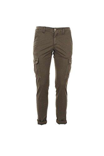 Squad GPU7544 Pantalone Uomo Verde 50