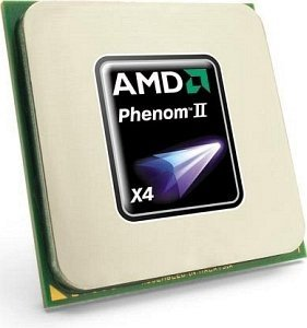 AMD Phenom II X4 Processor 850 3.3GHz Socket AM3, OEM