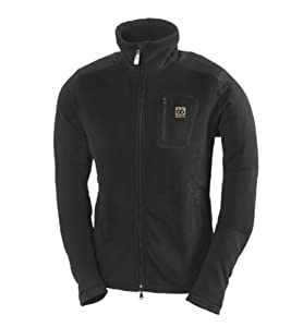 66 Degrees North Men's Vatnajokull Jacket (Black, Small)