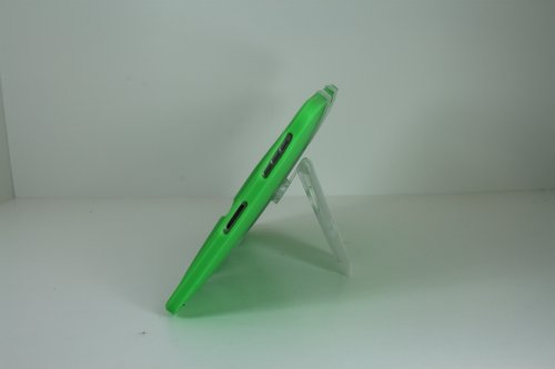3 River Green Soft Silicone gel skin case cover