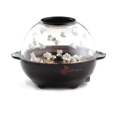 West Bend 82306X Stir Crazy 6-Quart Popcorn Popper by Focus Electrics, LLC