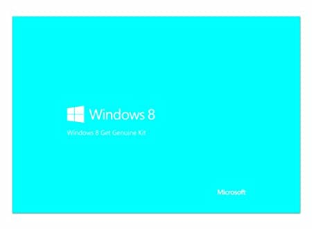 Windows 8 GGK OEM 64-bit - 1 poste
