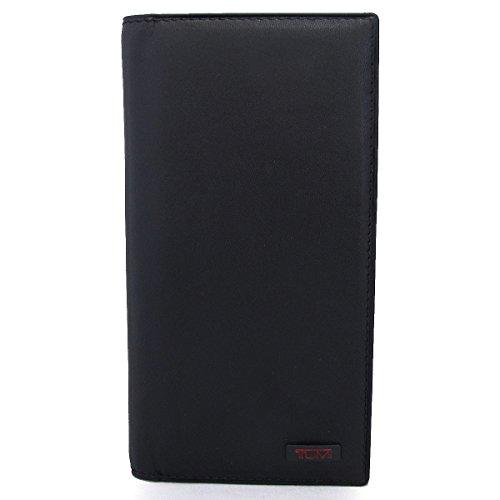 Tumi トゥミ ツミ 長財布 財布 レザー Mens Horizon Globa 18578 メンズ 長財布 ウォレット ブラック 並行輸入品 VITA631