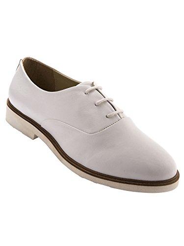 Balsamik - Derby pelle suola bianca - - Size : 38 - Colour : Bianco