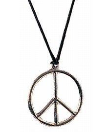 PEACE PENDANT MEDAL - 1