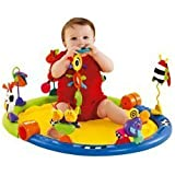 Fisher-Price Miracles & Milestones 3-in-1 Gym
