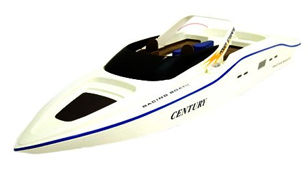 Century Electric RTR Radio Remote Control Racing Boat (Color May Vary)