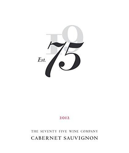 2012 The Seventy Five Wine Company California Cabernet Sauvignon 750 Ml