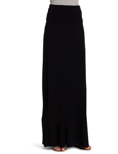Splendid Women's Modal Lycra Maxi Skirt