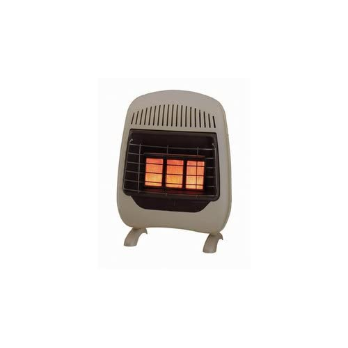 Amazon.com - Feature Comforts 18, 000 BTU Natural Gas Space Heater -