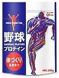 野球プロテイン 〜基礎体力〜 ミルク味 17816-8