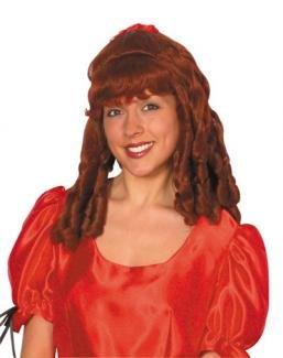 Imagen 1 de Auburn Ringlet Wig (peluca)