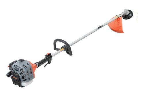Tanaka TBC-240PF 23-cc 1-1/2-HP 2-Stroke Engine Straight Shaft Grass Trimmer (CARB Compliant)
