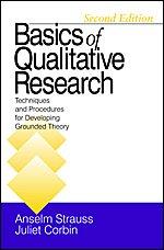 Basics of Qualitative Research: Techniques and Procedures...