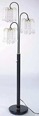 Chandelier Floor Lamp By Acme Furniture by Acme Furniture